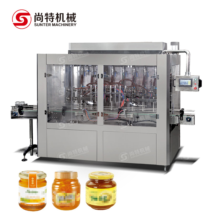 Honey Filling Machine