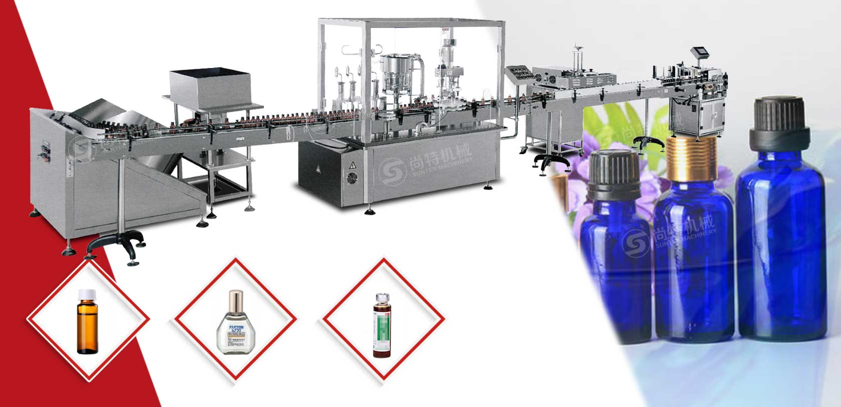Pharmaceutical Filling Production Line