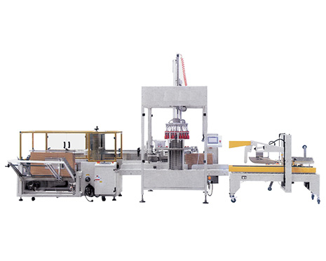 Automatic Opening Packing Sealing Machine