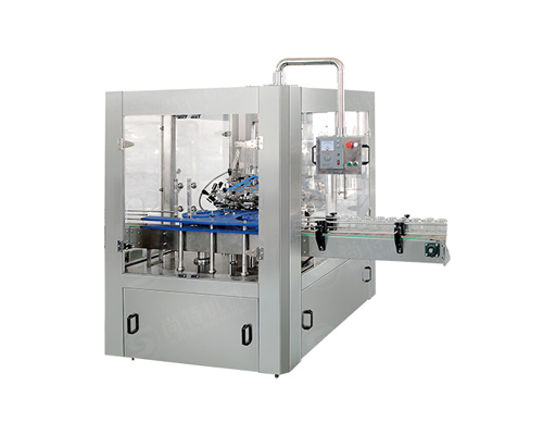 Bottle Washing Machine of Automatic Honey Filling Production Line