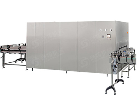 Tunnel Type Hot Air Circulation Sterilization Oven